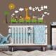 Decor Desing Çocuk Odası Duvar Sticker GUR019