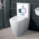 Dekorloft Tuvalet Sticker Wc-1515