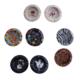 Loveq Dekoratif Metal Küllük 13 Cm Drn-48420