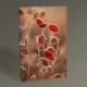 Tablo 360 Kırmızı Yapraklar Tablo 30 x 20 cm