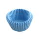Kullanatmarket Mavi Mini Muffin Kagidi