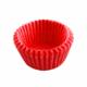 Kullanatmarket Kirmizi Mini Muffin Kagidi