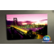 Evmanya Deco Manhattan Bridge Led Işıklı Kanvas Tablo 45x65 cm