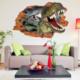Bigwall 3D Dinozor Duvar Stickerı Jurassic Park Dinosaur Wall Sticker