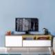 Adore Retro Wide Kapaklı Çekmeceli TV Sehpası