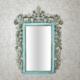 Vitale Fransız Stil Ayna 36 x 53 x 2 cm