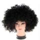 Partioutlet Siyah Kıvırcık Saç - Peruk