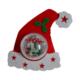 Partioutlet Yılbaşı Ağaç Süsü Kar Küreli Şapka