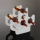 Dekorjinal Plexi Şaraplık Dock030