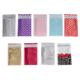 Menteşoğlu Kağıtçılık Kendinden Yapışkanlı Kağıt Hediye Paketi 15x20 cm (alttan körüklü) 25 adet