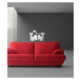 Artikel Cat In Love Ayna Sticker 24X18 Cm