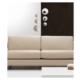 Artikel Retro Daireler Ayna Sticker 30X32 Cm