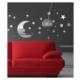 Artikel Luck Moon Ayna Sticker 153X59 Cm