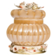 Vitale Murano Capri Serisi Kapaklı Amber