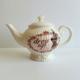 Vitale Teapot Krem