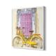 The Mia Tablo Bisiklet B - 65*65 Cm