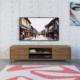 Eyibil Mobilya Melissa 140 cm Tv Sehpası Tv Ünitesi Ceviz