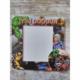 Sihirli Parti Avengers Yenilmezler Fotoğraf Çerçeveli Magnet
