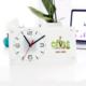 Soppigo Kişiye Özel Çevre Mühendisi Cam Masa Saati