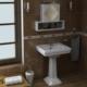 Dekorea Elif Aynalı Banyo Dolabı
