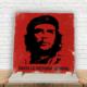 KFBiMilyon Che Guevara Tasarımlı Doğal Taş Masa Dekoru