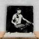 KFBiMilyon DJ Spock Tasarımlı Doğal Taş Masa Dekoru