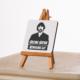 KFBiMilyon Behzat Ç Saçma Sapan Konuşma La Silüet Tasarımlı MDF Masa Dekoru