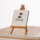 KFBiMilyon Leyla ile Mecnun Yavuz Belki Bir Şiir'de Tasarımlı MDF Masa Dekoru