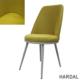 Beste Kumaş Mutfak Sandalyesi Sarı