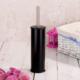 Mikan Home Metal Tuvalet Fırçalığı
