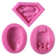 Superman Spiderman Batman Silikon Kalıp