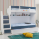 Setay Cesur Genç Odası Mavi Compact Ranza