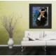 K Dekorasyon KDÇ-2002 Çerçeve Baskılı Yapışkanlı Duvar Kağıdı (0,9 m²)