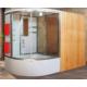 Shower Hotroom Sauna & Compact 150*150 - Sistem - Iv -