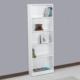 Hepsiburada Home Delux 5 Raflı Kitaplık Beyaz
