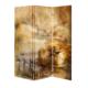 Evmanya Deco Pusula Paravan Üç Kanat Çift Taraflı 120 x 175 cm Paravan
