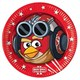 Pandoli Angry Birds Star Wars Tabak 23 Cm 8 Adet