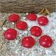 Happy Candle 100 Adet Kırmızı Yüzen Tea Lights Mum Mm06