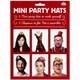 Npw Mini Parti Şapkaları - Mını Party Hats