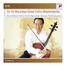 YO-YO MA - Plays Concertos, Sonatas and Suites (8 CD)