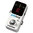 TC Electronic PolyTune Mini (Polyphonic Beyaz Mini Tuner)