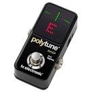 TC Electronic PolyTune Noir (Polyphonic Siyah Mini Tuner)