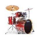 Mapex MR629SSECY - Transparent Cherry Red Akustik Davul