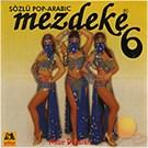 Mezdeke 6 Mısır Dansları (cd)
