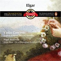 Nigel Kennedy And Sımon Rattle - Recommends Elgar : Violin Concert