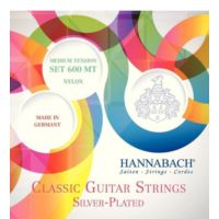Hannabach 600Mt Klasik Gitar Teli (Medium Tension)