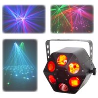 American DJ Quad Phase HP Led Efekt Işık