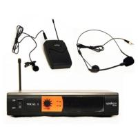 Spekon Vocal 1 Yaka / Headset Tipi Telsiz Mikrofon