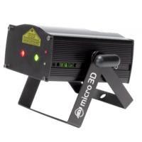 American DJ Micro Galaxian 3D Lazer Işık