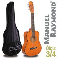 Klasik Gitar Junior Manuel Raymond MRC87Y (KILIF HEDİYE)